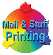 Mail and Stuff Printing Logo